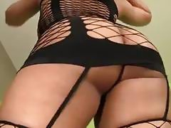 WANKZ- Black BBW Riding Cock