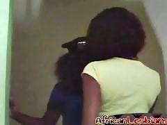 Black neighbor girlfriend first time lesbian sex POV