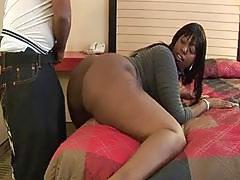 Bouncy Black Tits 11 - Scene 4